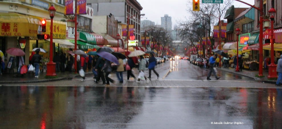 Chinatown, Vancouver