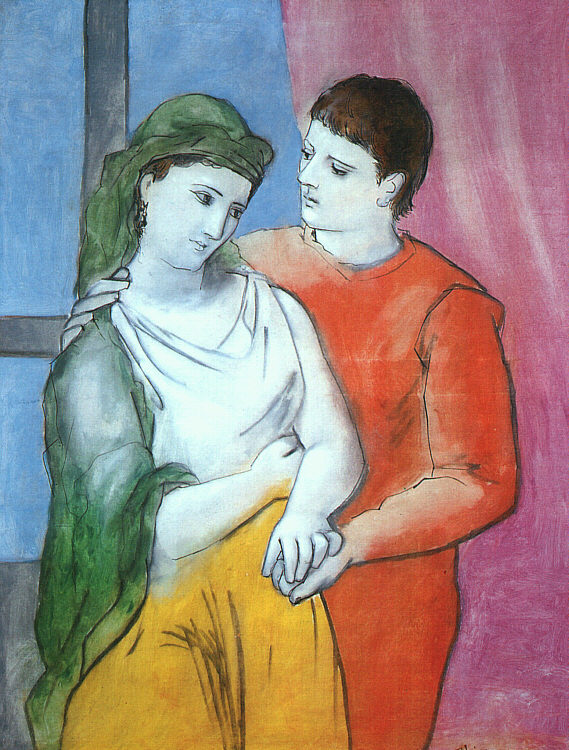 Picasso - The Lovers